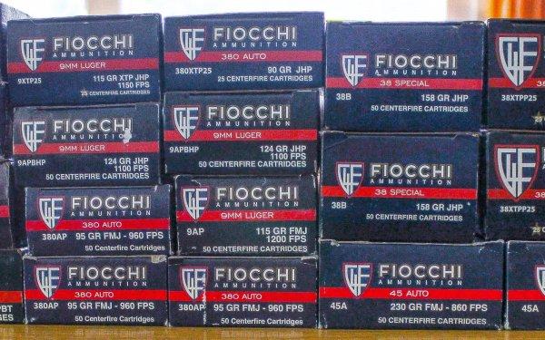 [Review] Fiocchi Ammo