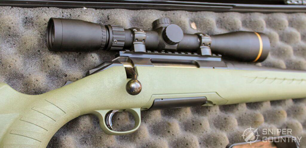 Ruger American Predator receiver