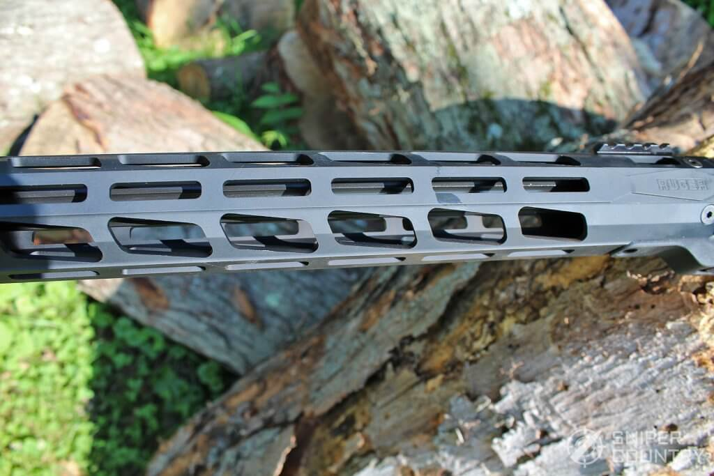 Ruger PC Carbine 9mm handguard