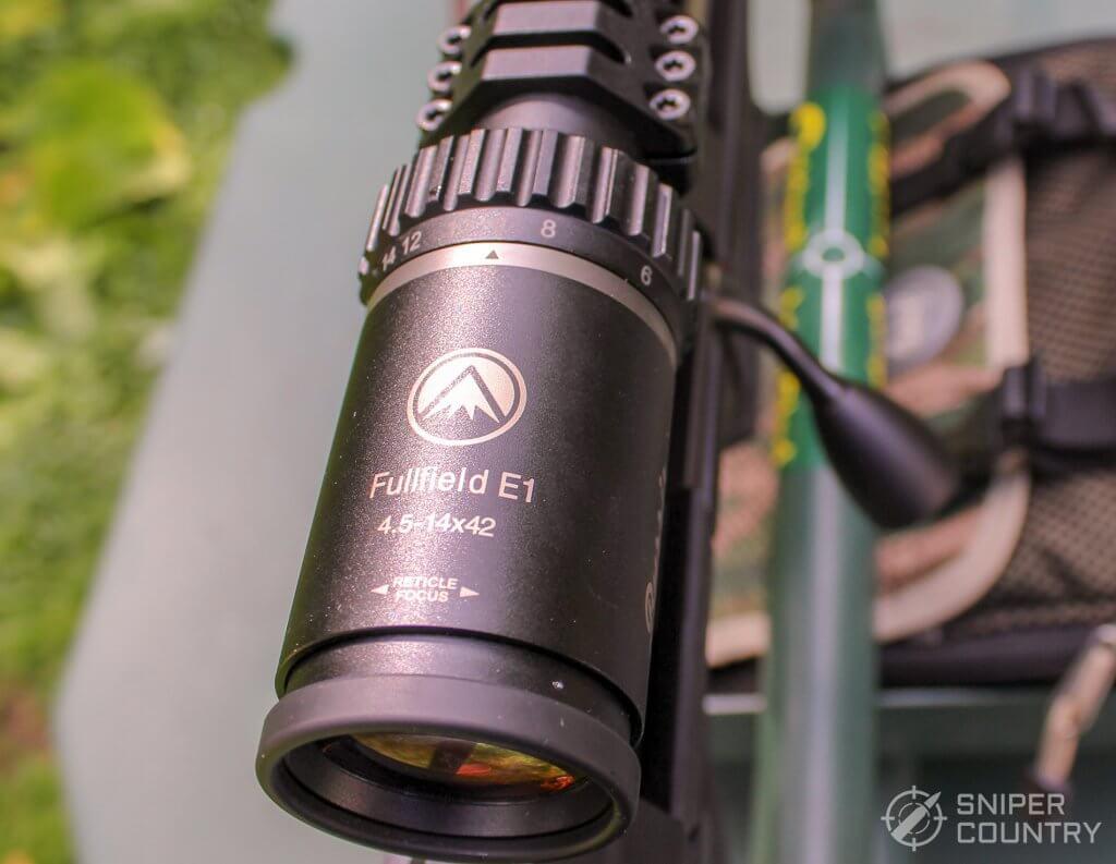 scope on the RPR