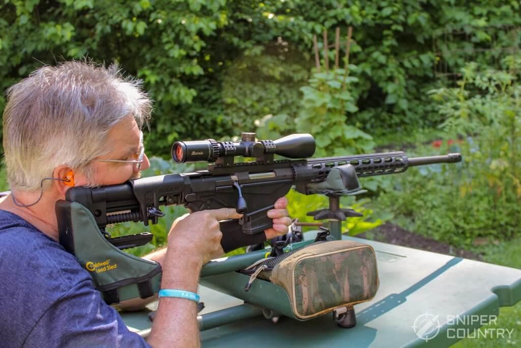 shooting the RPR