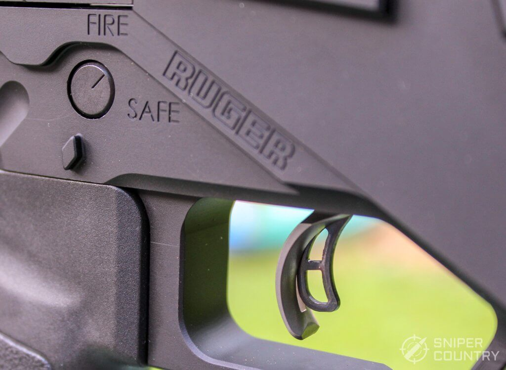 trigger safety on the RPR