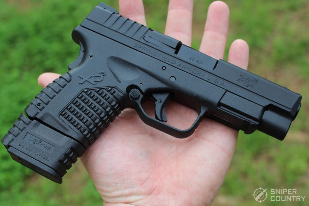 Springfield XDS 4.0