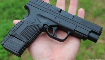 [Review] Springfield Armory XDS 4.0