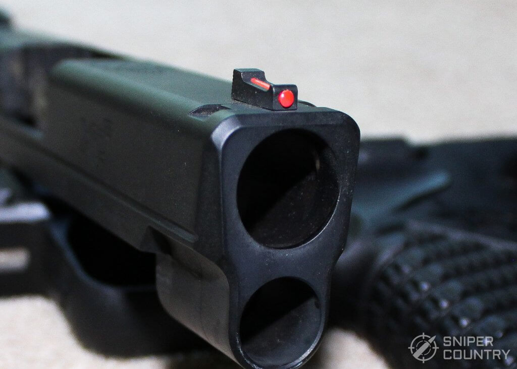 Springfield XDS 4.0 front sight