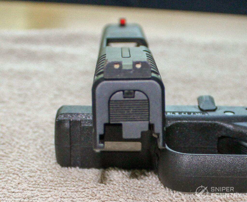 Springfield XDS 4.0 rear sight
