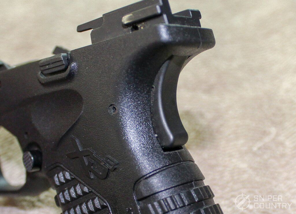 XDS 4.0 grip safety
