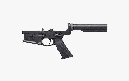Aero Precision M5 .308 Carbine Lower Receiver left side