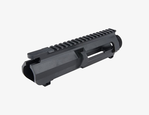 Cross Machine Tool Co .308 AR Stripped Billet Upper