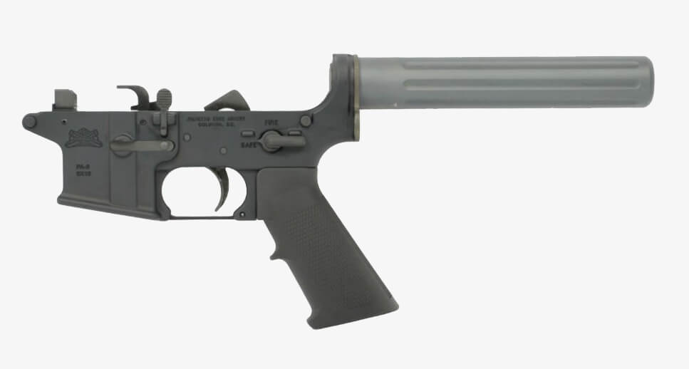 PSA 9mm Classic Colt-Style Lower Receiver