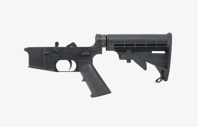 PSA AR-15 Complete Classic Stealth Lower