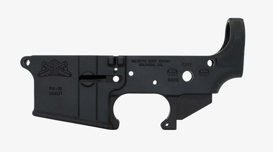 PSA AR-15 Lower Receiver Safe Fire