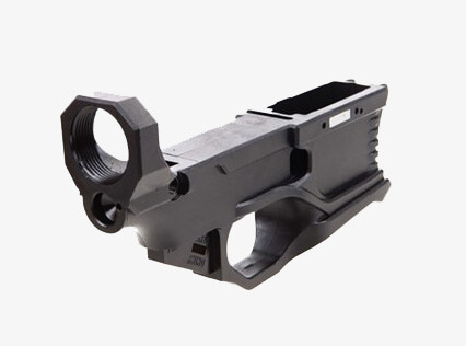 Polymer80 AR-15 80% Polymer Lower Receiver front