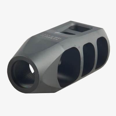 Precision Armament AR M11 Muzzle Brake .30 Caliber back