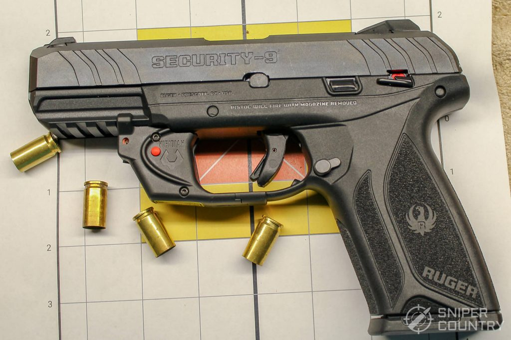 Ruger Security-9