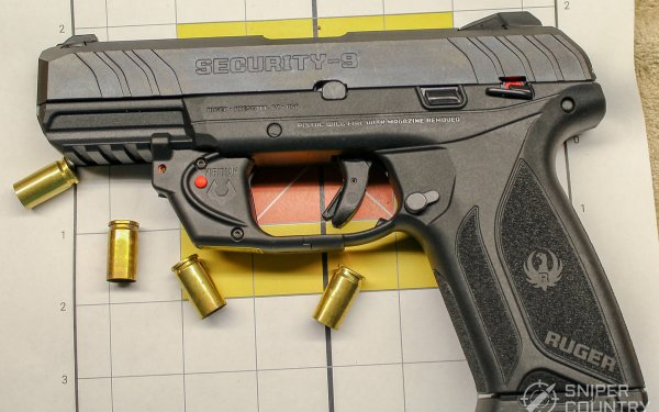 [Review] Ruger Security-9