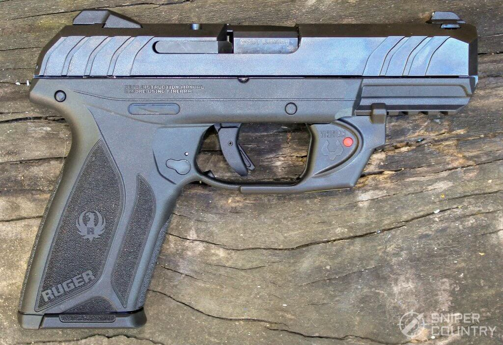 Ruger Security-9 right side