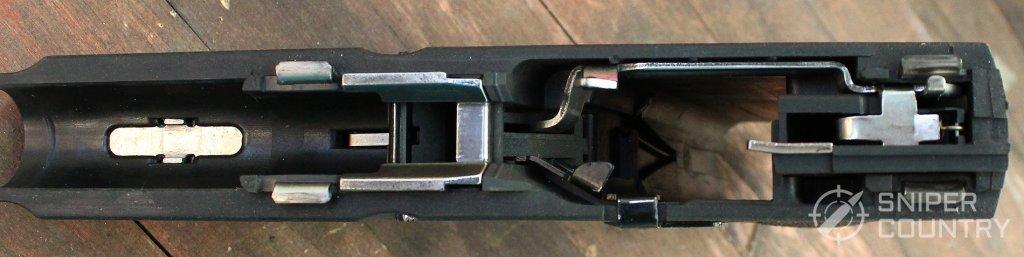 Stoeger STR-9 frame topside