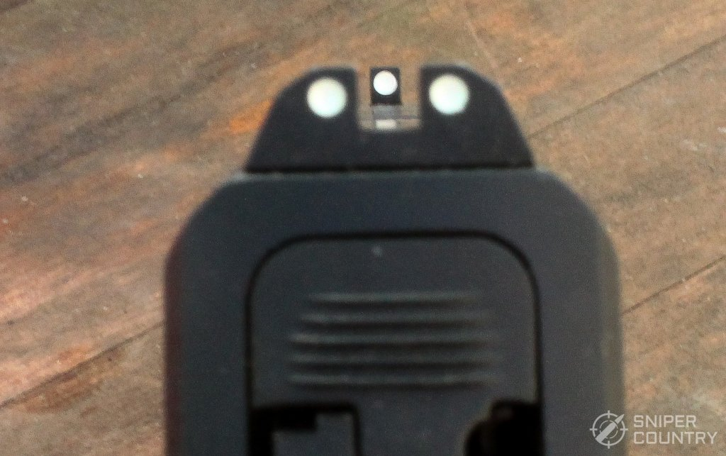 Stoeger STR-9 sight picture