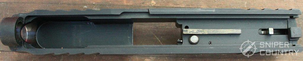 Stoeger STR-9 slide underside