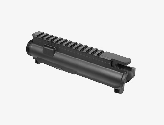 WMD Guns AR-15 and M16 NiB-X Coated Upper Receiver front