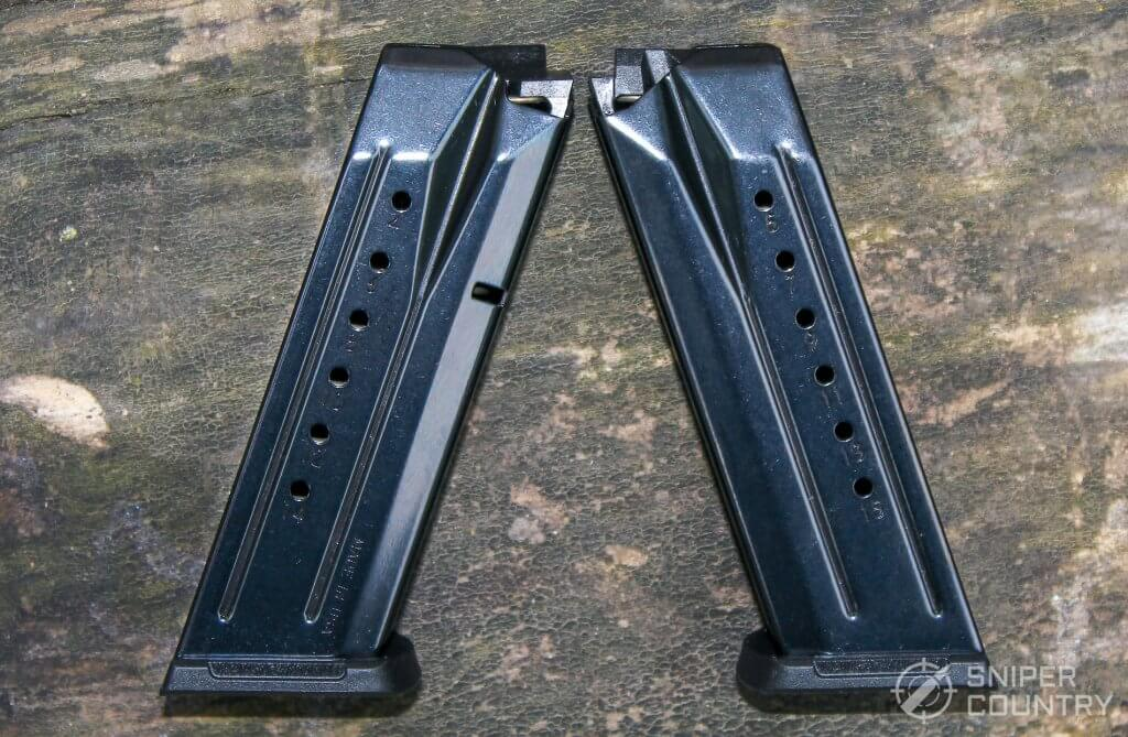 magazines of the Ruger Security-9