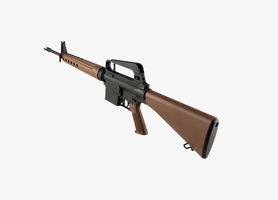 Brownells BRN-10 Retro .308 Rifle back
