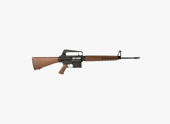 Brownells BRN-10 Retro .308 Rifle left