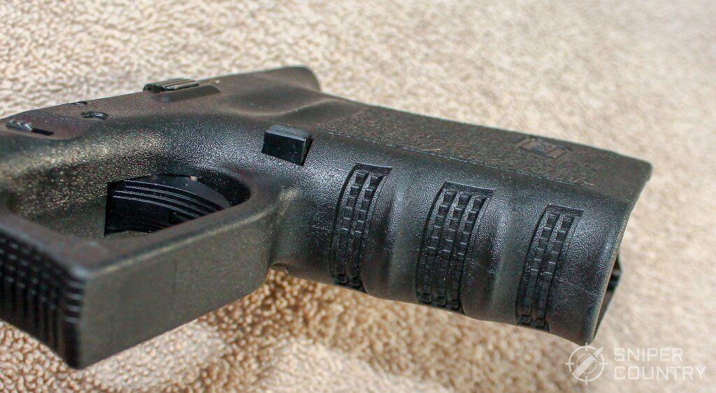 Glock 23 grip frontstrap