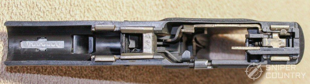 Glock 43 frame