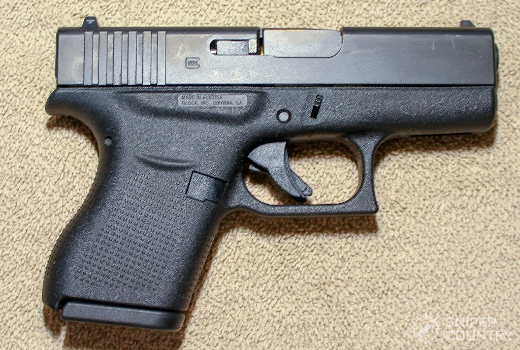 Glock 43 left