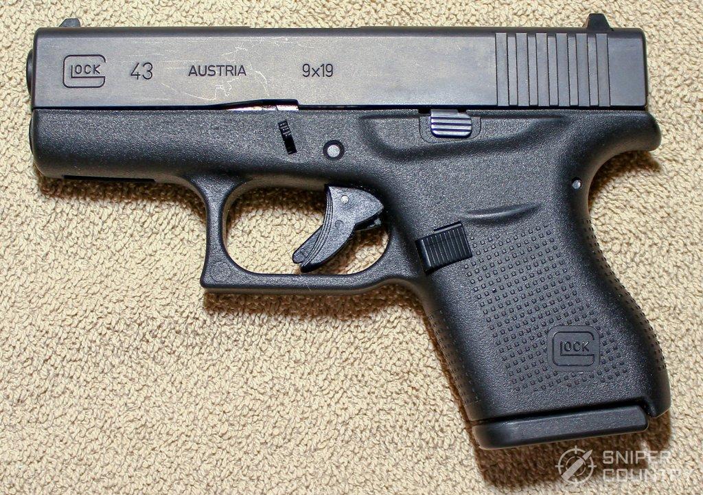 Glock 43 right