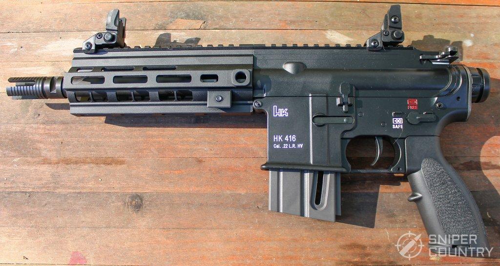 HK416 left