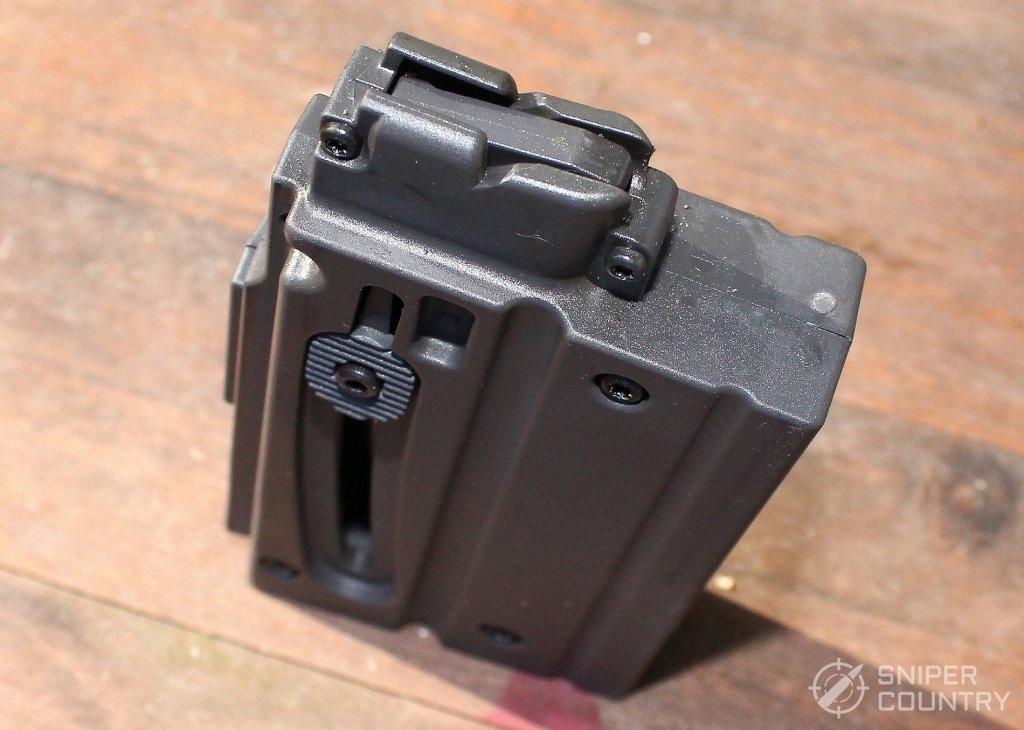 HK416 mag top