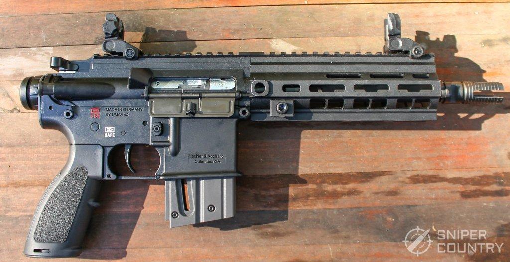 HK416 right