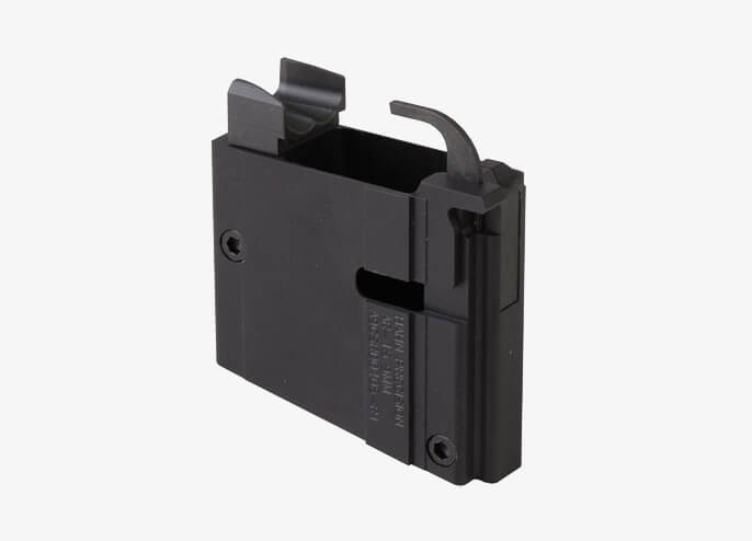Hahn Precision 9mm Dedicated Conversion Block