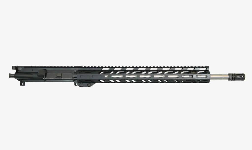 PSA 18 Rifle-Length 6.5 Grendel 18 Stainless Steel 15 Lightweight M-Lok Upper