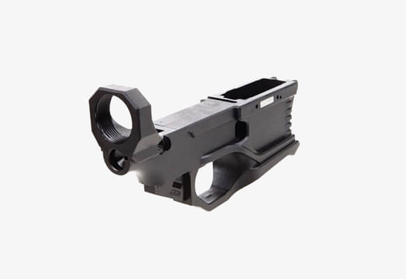 Polymer 80 AR-15 80% Polymer Lower Receiver front