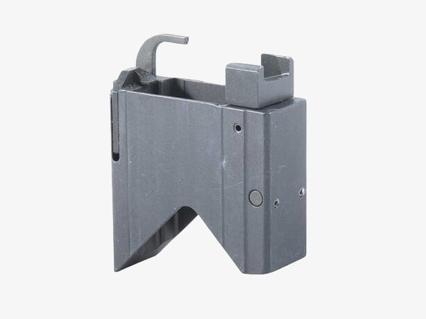 Rock River Arms AR-15 9mm Conversion Block back