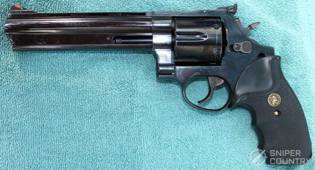 Taurus 44 left