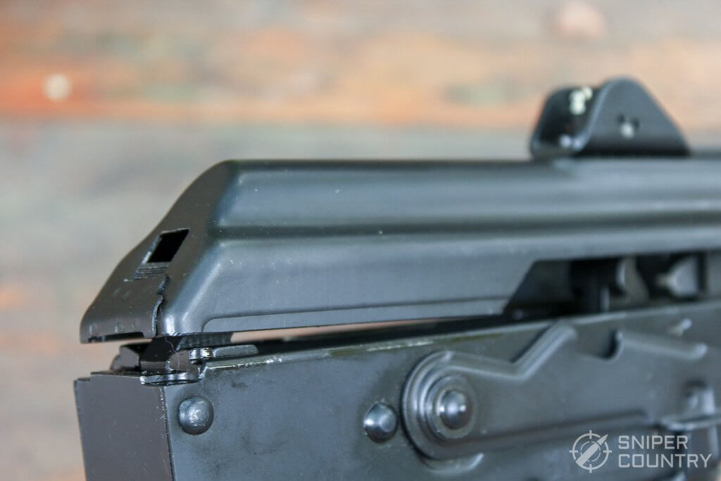 latch popped on the PAP M92