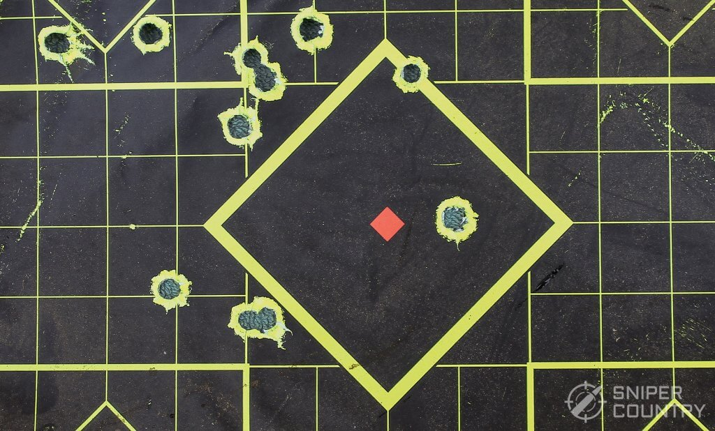 targetshot with Taurus 44