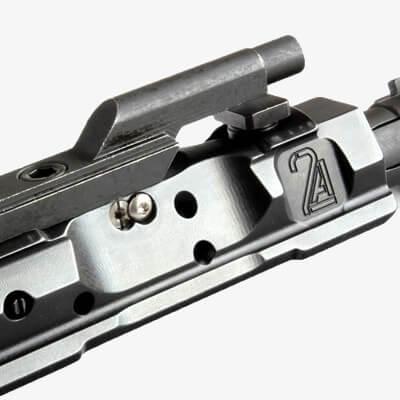 2A Armament AR-15 Lightweight Adjustable Bolt Carrier Group screws