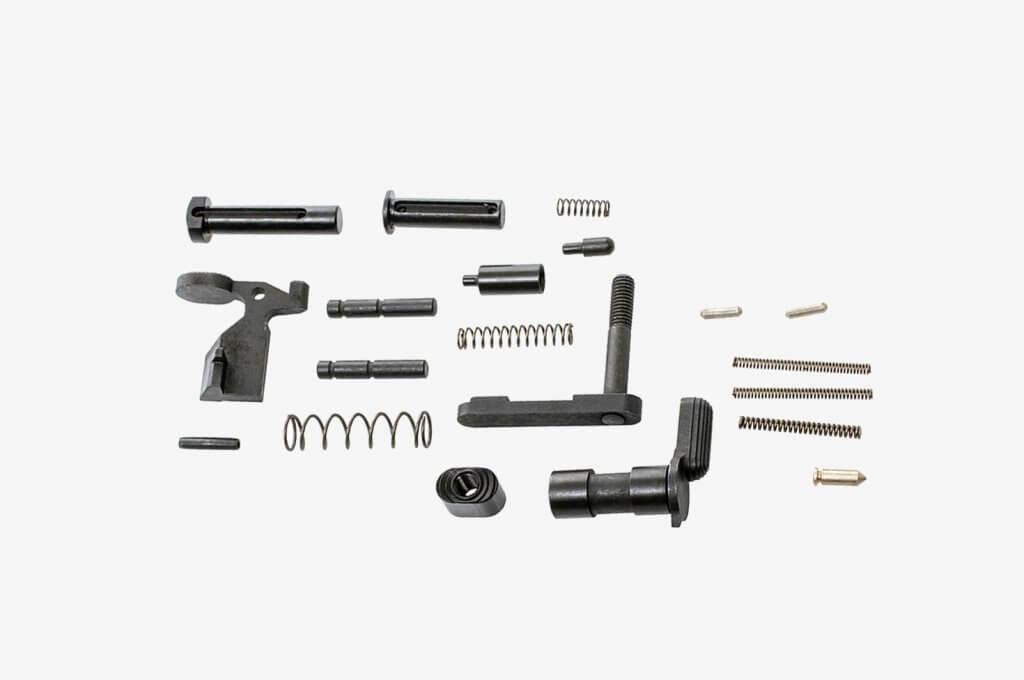 CMMG AR-15 Lower Gunbuilder's Parts Kit