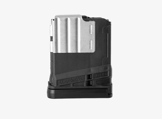 Lancer Systems AR 308 Magazine side