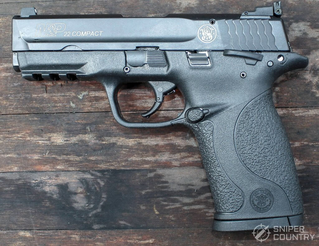 M&P 22 Compact left