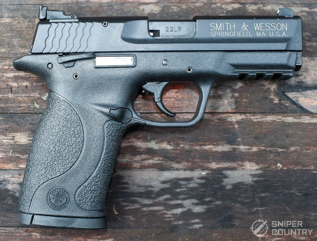 M&P 22 Compact right