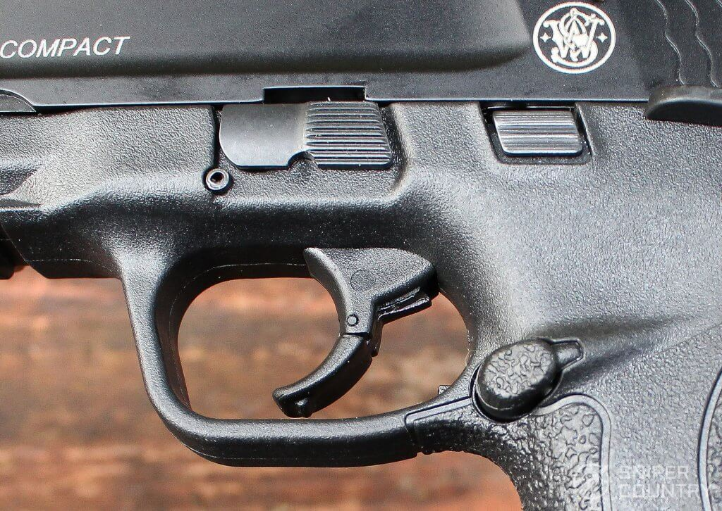 M&P 22 Compact trigger