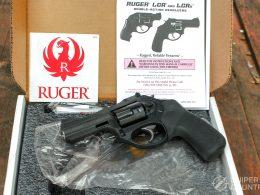 Ruger LCRx .357