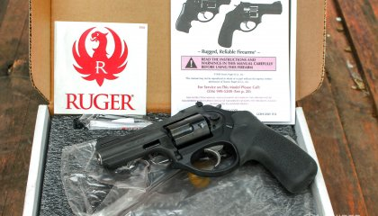 [Review] Ruger LCRx .357 Magnum Snubby